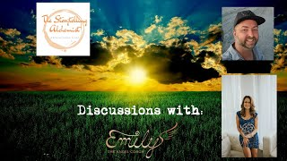 Discussions With the Angel Coach - Emily Rivera