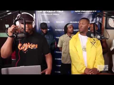 Audio Push, BMac, Kent M$ney, N.No, B. Carr, & Big Hit Freestyle Over Unheard Hit-Boy Beats