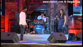 Gambar cover Saans Mein Teri sung by Shreya Ghoshal Live at Dharwad Utsav 2013 Dec15