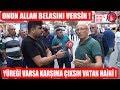 Atatürk ve Cumhuriyet Düşmanı Fatih Tezcan'ı Halkımıza Sorduk !