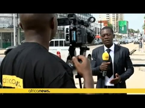 Africanews: launch of the world's first pan-African news channel