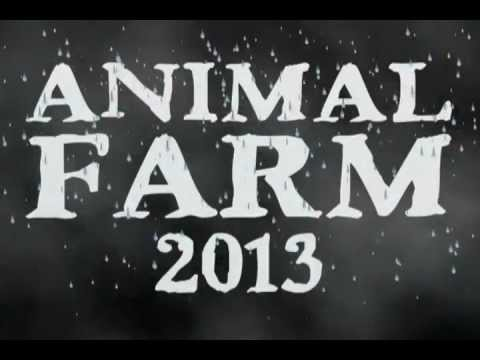 Animal Farm by George Orwell adapted and created by shake & stir theatre co