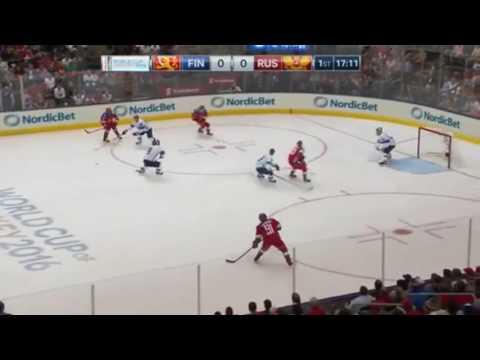 | World Cup Of Hockey 2016 | Suomi - Venäjä | 0-3 | Maalikooste | [ LUE DESC ]
