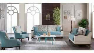 Soho Deluxe Living Room Set by Istikbal Furniture