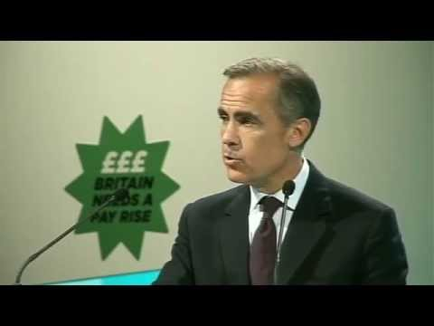 Mark Carney's speech at the Trade Union Congress, Liverpool