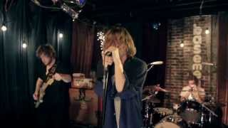Cage The Elephant - Rubber Ball [Live at The Basement] HD