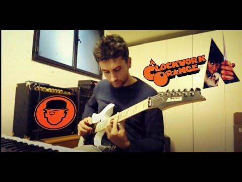 Clockwork Orange - Funeral Of Queen Mary (guitar cover)