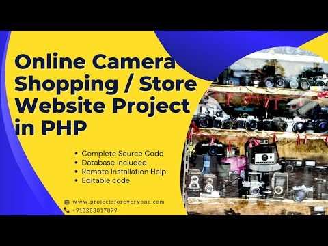 online-camera-shopping-store-project-in-php-with-mysql