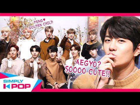 Simply K-Pop  With Golden Child골든차일드 - Ep391