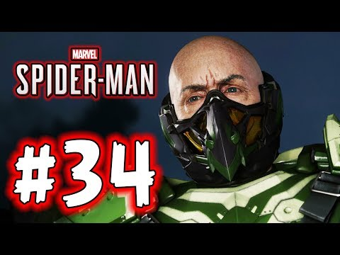 Spider-Man Ps4 - Part 34 - Vulture & Electro Boss Fight