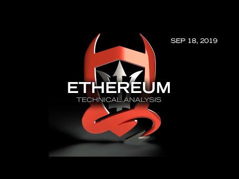 Ethereum Technical Analysis (ETH/USD) : An Alt On An Alt...  [09.18.19]