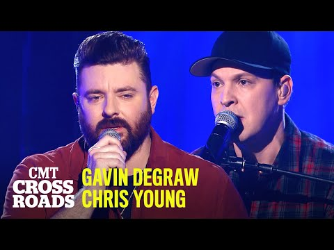 Tim Ben & Brooke - Gavin Degraw And Chris Young Team Up For Crossroads