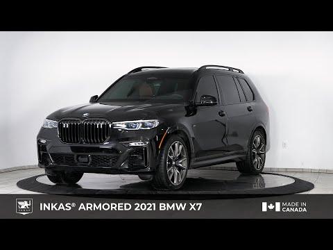 INKAS® Armored 2021 BMW X7