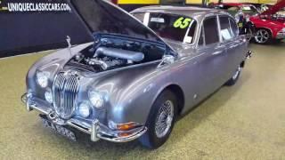 1965 jaguar mk2 3.8 S for sale