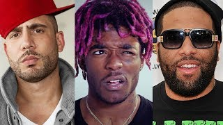 Lil Uzi Vert Calls Out DJ Drama & Don Cannon and Says Dont Sign to Rappers or DJ's
