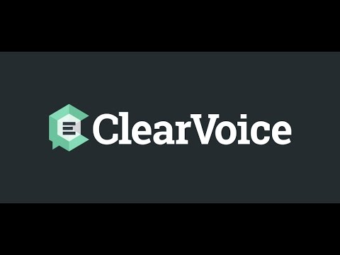 ClearVoice system tutorial for freelancers