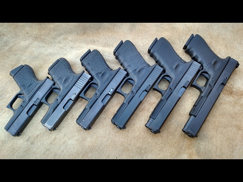 Every Glock 9mm