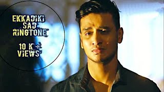 Ekkadiki Heart Touching BGM | South Sad Tone | New Ringtone 2019 | Nikhil Siddharth