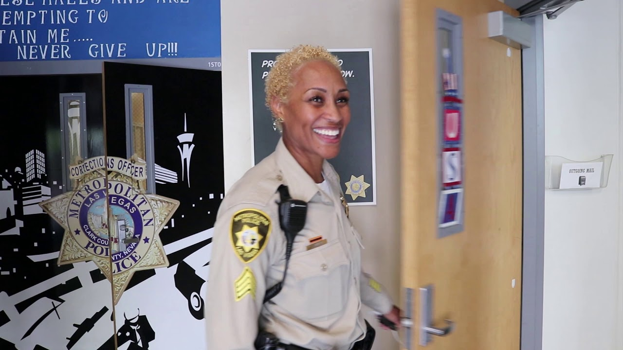 Corrections SGT. Butler. Motivated. Educated. Dedicated.