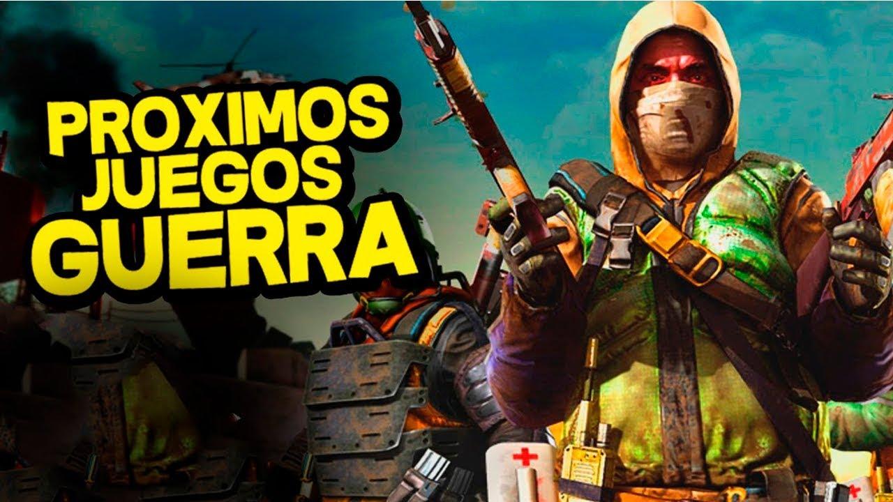 Top 9 Proximos Juegos De Guerra Xbox One Pc Ps4 2016 2017