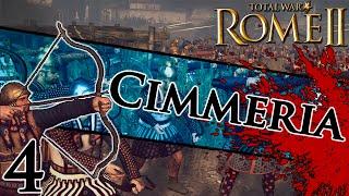 Total War: Rome II - Cimmeria Campaign [Legendary] #4 ~ A New Target?