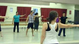 Beginner Contemporary Dance