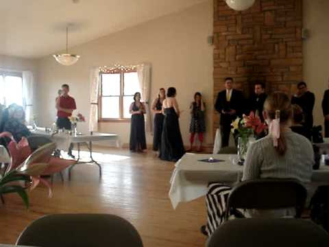 Katie Santiago's Wedding