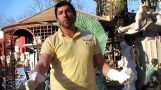 Uhw Tips & Tricks - Webisode 1 - How To Clean & Brighten Seasoned / Grey Teak Patio Furniture