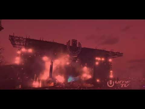 "A lenda Tiesto tocando a ""Rockstar"" no Ultra Music Festival!"