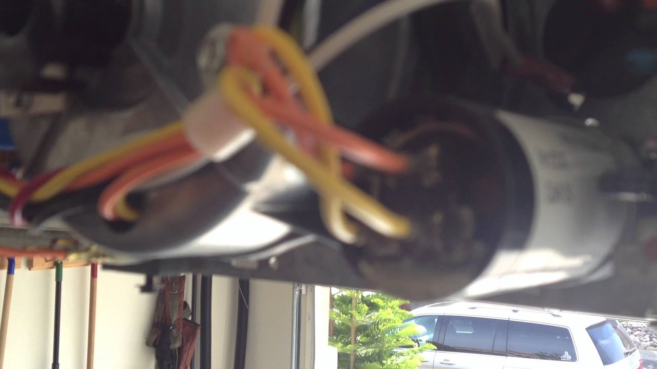 garage door capacitorGenie Capacitor  Garage Opener Repair San Diego  YouTube
