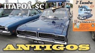 3º Encontro Antigos de Itapoá - SC #4k #UHD