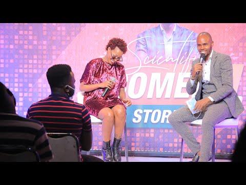 Comedy Store Uganda (Scientific) Dec 2020 - Sheebah Karungi Interview