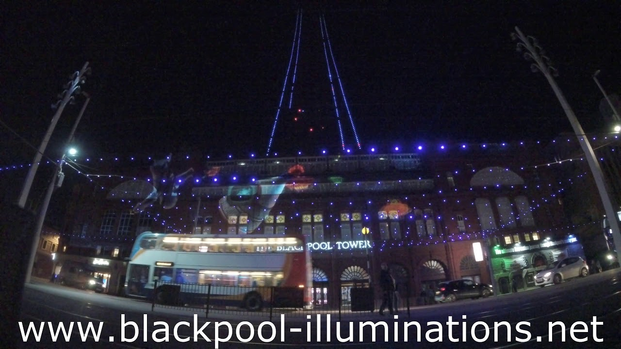 Blackpool Illuminations Dates 2020