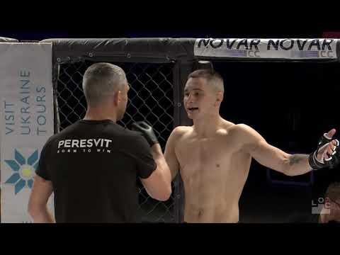 61 kg, Nazariy Danylyuk vs Alexander Bezkorovayny / RFP 86 - Lviv Open Cup 2021
