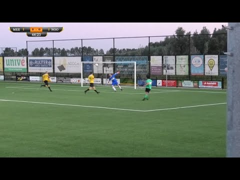 SV Meerkerk  - SV Noordeloos 3   1