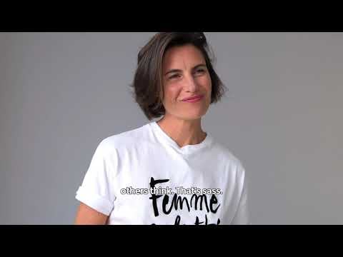 Femme Culottée - Portrait Alessandra