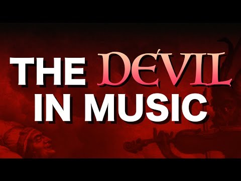The Devil in music (an untold history of the Tritone)
