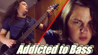 Скачать Addicted To Bass By Puretone Metal Cover DYLZAL