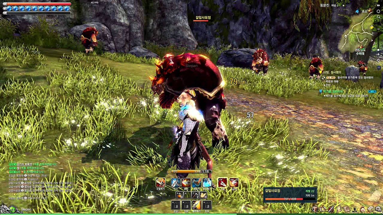 Blade and soul VN - Trang chủ   Facebook