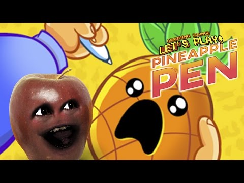 Midget Apple Plays - Pen Pineapple Apple Pen Games