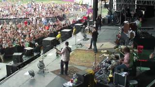 Zac Brown Band, Toes, Bonnaroo 2010, 6-13-10
