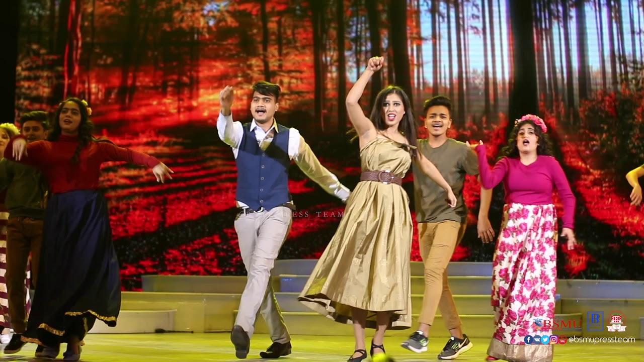 Miss BSMU-201-INDIAN Dance Performance   BSMU-Press Team