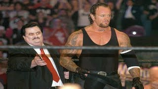 15 Of The Undertaker's Closest Friends In The Wrestling World