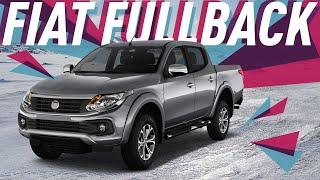 FIAT FULLBACK 2019 // БОЛЬШОЙ ТЕСТ ДРАЙВ
