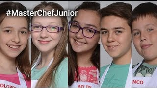 Prueba Final Programa 6 - MasterChef Junior 2