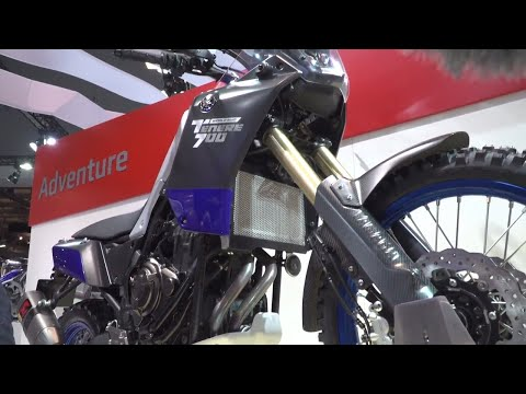 New Yamaha Ténéré  World Raid - Closer look | EICMA