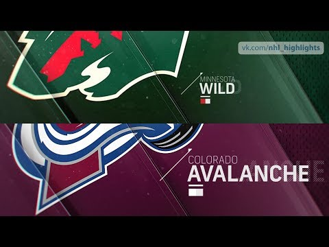Minnesota Wild vs Colorado Avalanche Oct 4, 2018 HIGHLIGHTS HD