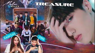 TREASURE - 'BOY' M/V REACTION [THAI]   Malee React