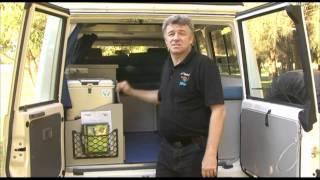 Britz Challenger 4WD Camper & Campervan Hire Australia | Motorhome Hire & Rental