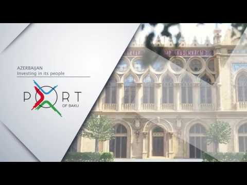 Port of Baku: Country and Port presentation